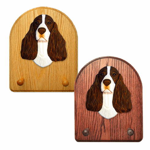 English Springer Spaniel Key Rack-Liver