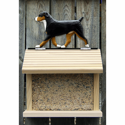 Entlebucher Bird Feeder-Standard