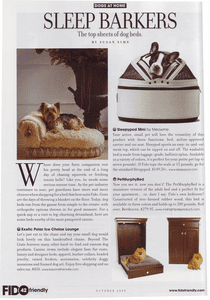 FIDO Magazine - October 2008 issue