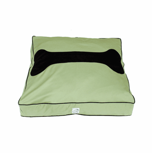 Forrest Twill Dog Bed
