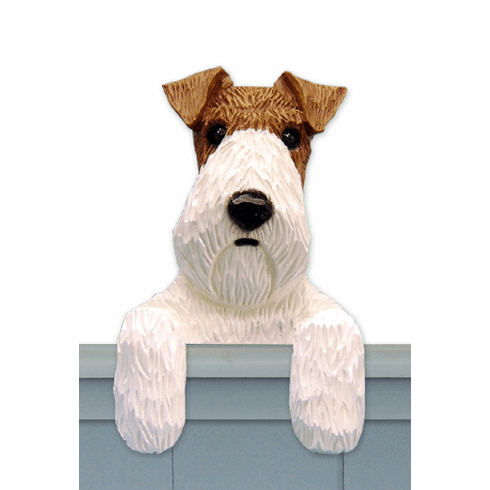 Fox Terrier Wire Door Topper