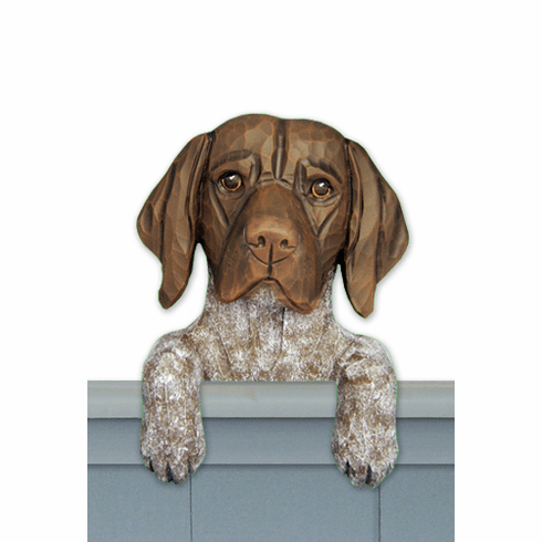 German Shorthaired Pointer Door Topper