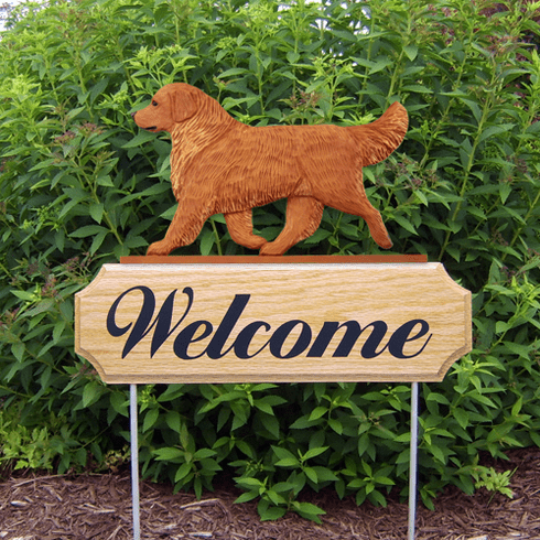 Golden Retriever DIG Welcome Stake-Dark
