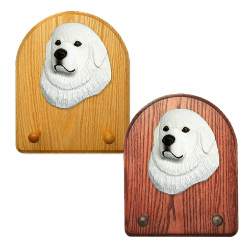 Great Pyrenees Key Rack-Standard