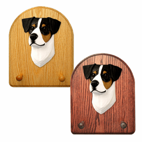 Jack Russell Terrier Key Rack-Tri