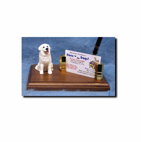 Kuvasz Deluxe Desk Set