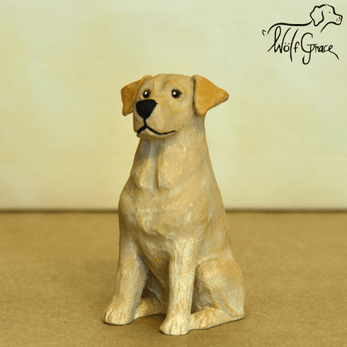 Labrador Retriever Figurine