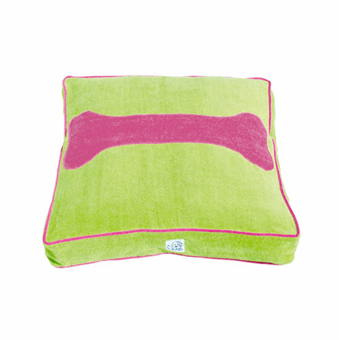 Living The Lime Life Dog Bed