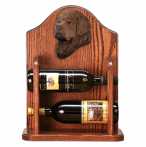 Newfoundland Wine Rack -Brown