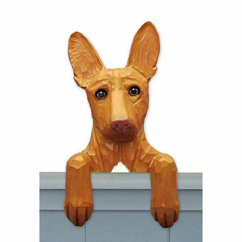 Pharaoh Hound Door Topper