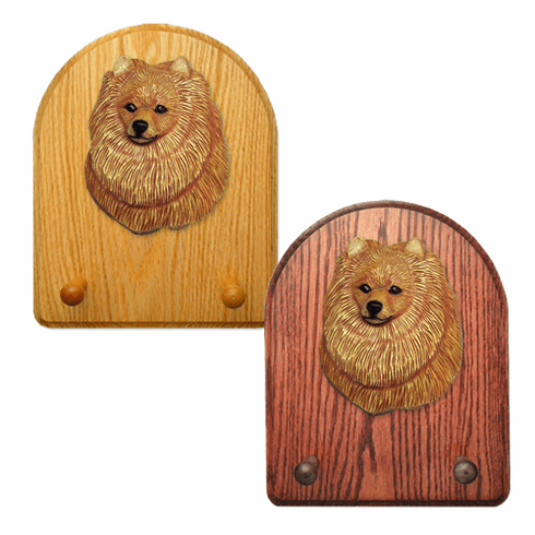 Pomeranian Key Rack-Orange