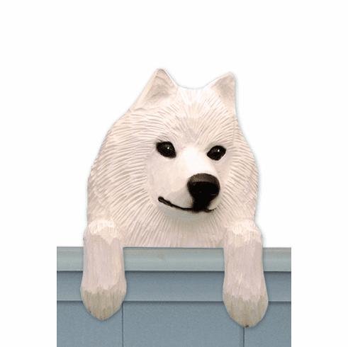 Samoyed Door Topper