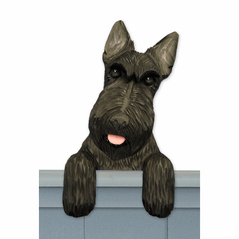Scottish Terrier Door Topper