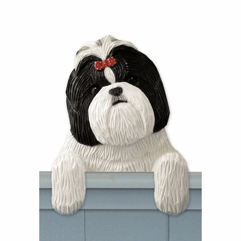 Shih Tzu Door Topper