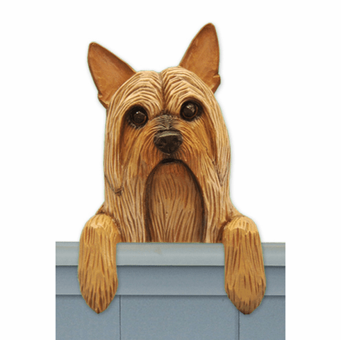 Silky Terrier Door Topper