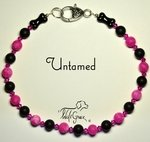<b>Untamed Necklace for Dogs <br>(Matching Human Necklace Available!)</b>