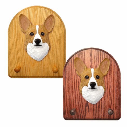 Welsh Corgi pembroke Key Rack-Blonde