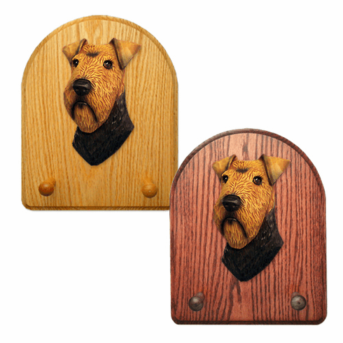 Welsh Terrier Key Rack-Standard