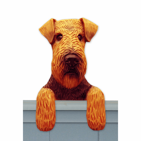 WelshTerrier Door Topper
