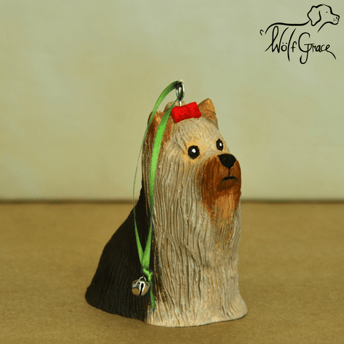 Yorkshire Terrier / Yorkie Christmas Ornament