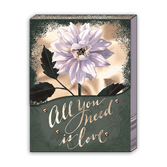 All You Need Is Love Pocket Note Pad
