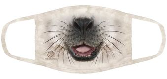 Baby Seal Face Mask