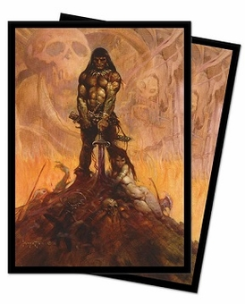 Barbarian Card Deck Protectors