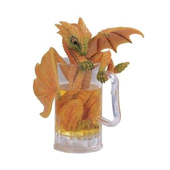Beer Dragon Figurine