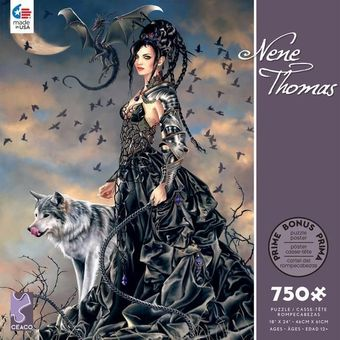 Nene Thomas Puzzle: Bella (750 pcs)