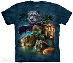 Big Jungle Cats T-Shirt