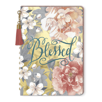 Blessed Tasseled Journal