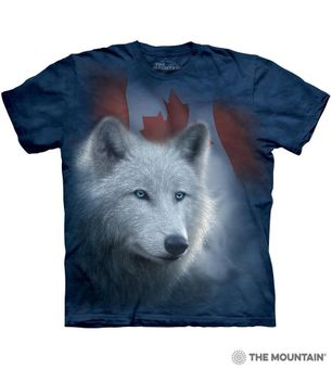 Canadian White Wolf T-Shirt