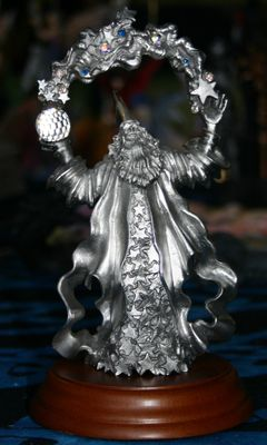 Limited Edition Pewter Collectibles from Perth Pewter