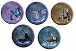 Celtic Animals Button Set