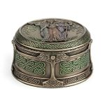 Celtic Triple Goddes Trinket Box