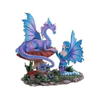Companion Dragon & Fae