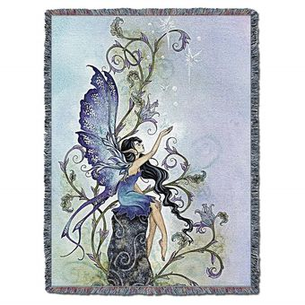 Creation Fairy Tapestry Blanket