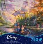 Disney's Pocahontas Jigsaw Puzzle (750 Pieces)