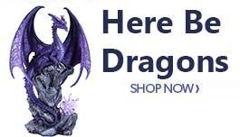 Dragon Figurines & Collectibles