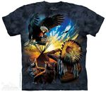 Eagle Prayer T-Shirt