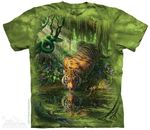 Enchanted Tiger T-Shirt