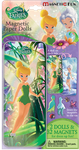 Tinker Bell Fairy Magnetic Paper Doll Set