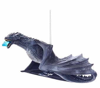 Game of Thrones Ice Dragon Ornament
