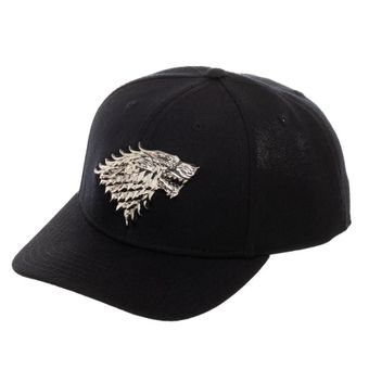 Game of Thrones Stark Snapback Hat