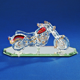 Glass Motorcycle