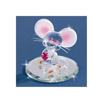 Glass Too Cute Mouse