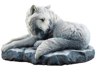 Guardian of the North Wolf