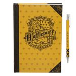 Harry Potter Hufflepuff Notebook & Pen Set