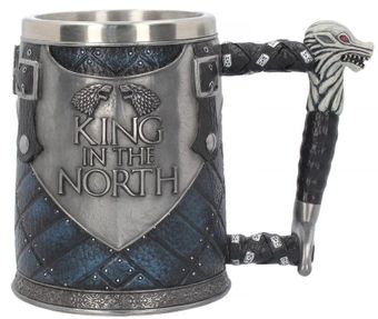 King in the North Tankard Game of Thrones