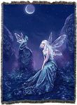 Luminescent Fairy Tapestry Blanket